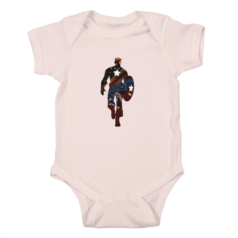 Son of Freedom Kids Baby Bodysuit by Andrew's Fantastic World Shop