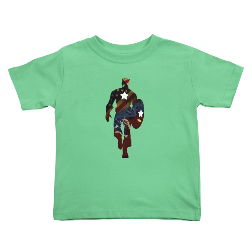 Son of Freedom Kids Toddler T-Shirt by Andrew's Fantastic World Shop