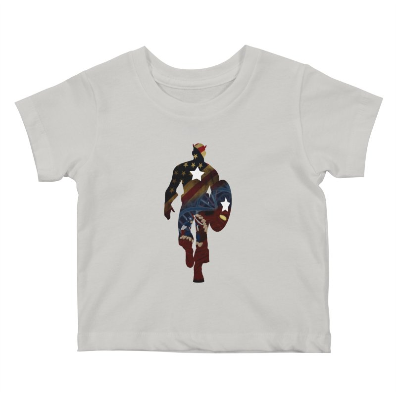 Son of Freedom Kids Baby T-Shirt by Andrew's Fantastic World Shop