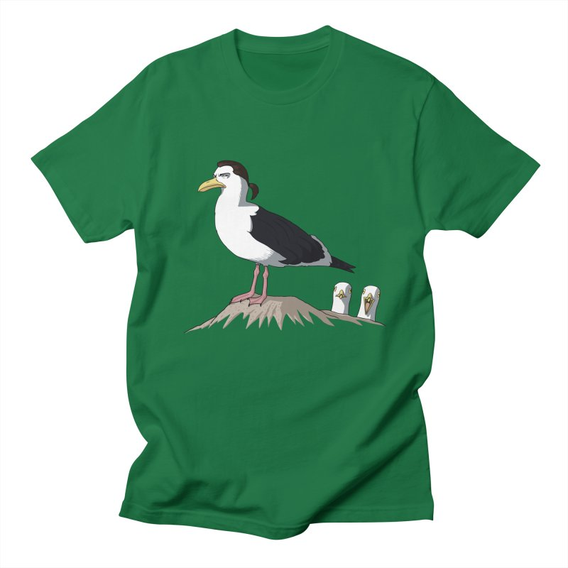 I am Steven Seagull Men's T-shirt by Andrew's Fantastic World Shop