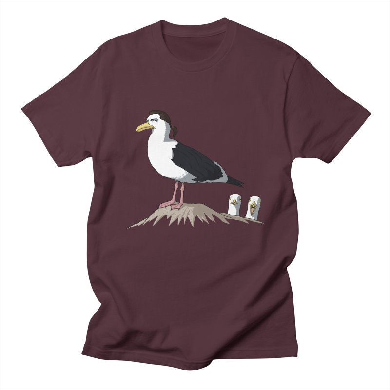 I am Steven Seagull Men's T-Shirt by Andrew's Fantastic World Shop