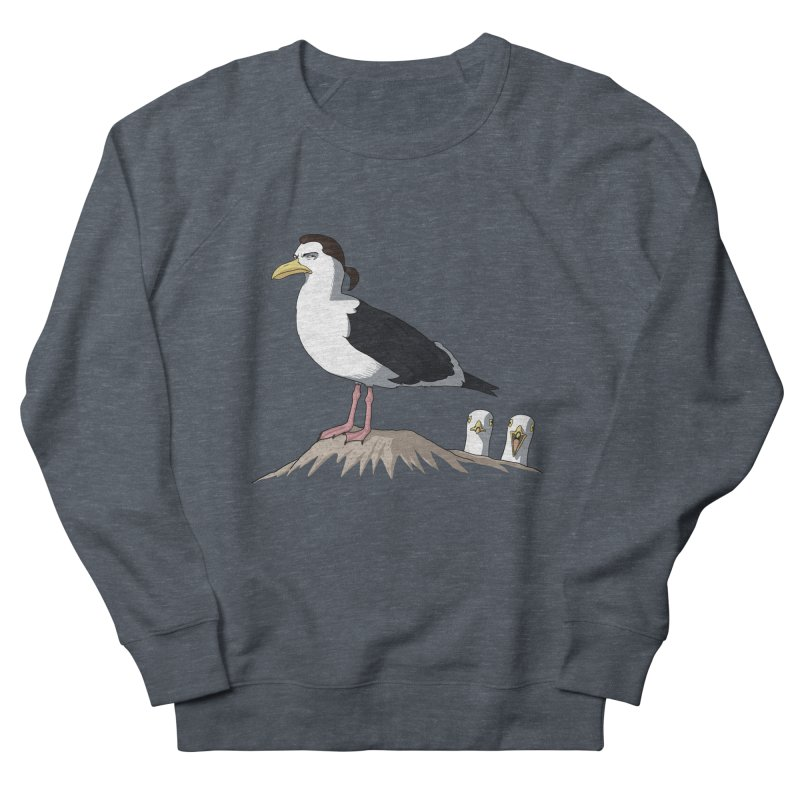 I am Steven Seagull Women's Sweatshirt by Andrew's Fantastic World Shop
