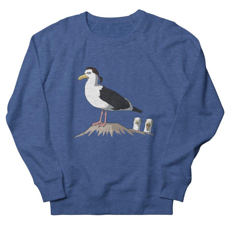I am Steven Seagull Men's Sweatshirt by Andrew's Fantastic World Shop