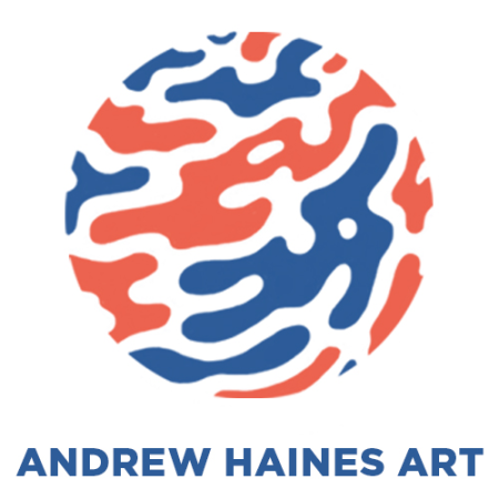Logo for Andrew Haines Art