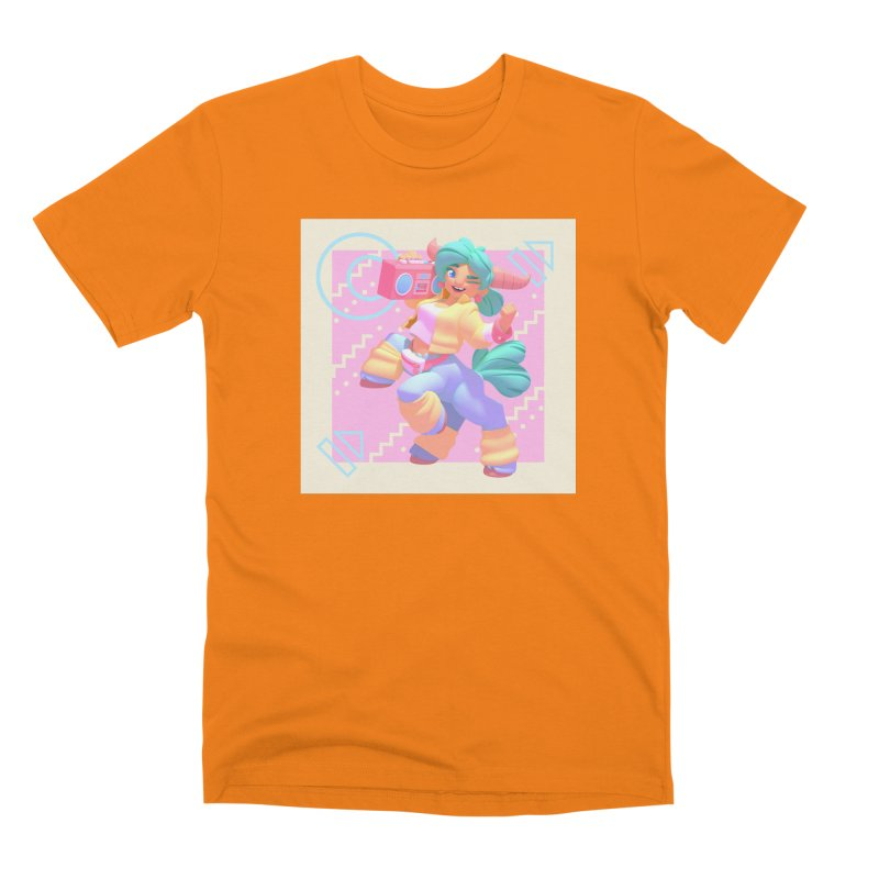Tara Men's T-Shirt by Andrew Hickinbottom's Artist Shop
