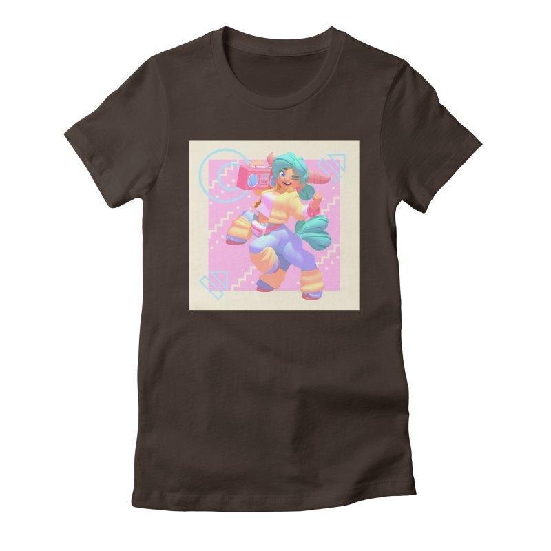 Tara Women's T-Shirt by Andrew Hickinbottom's Artist Shop