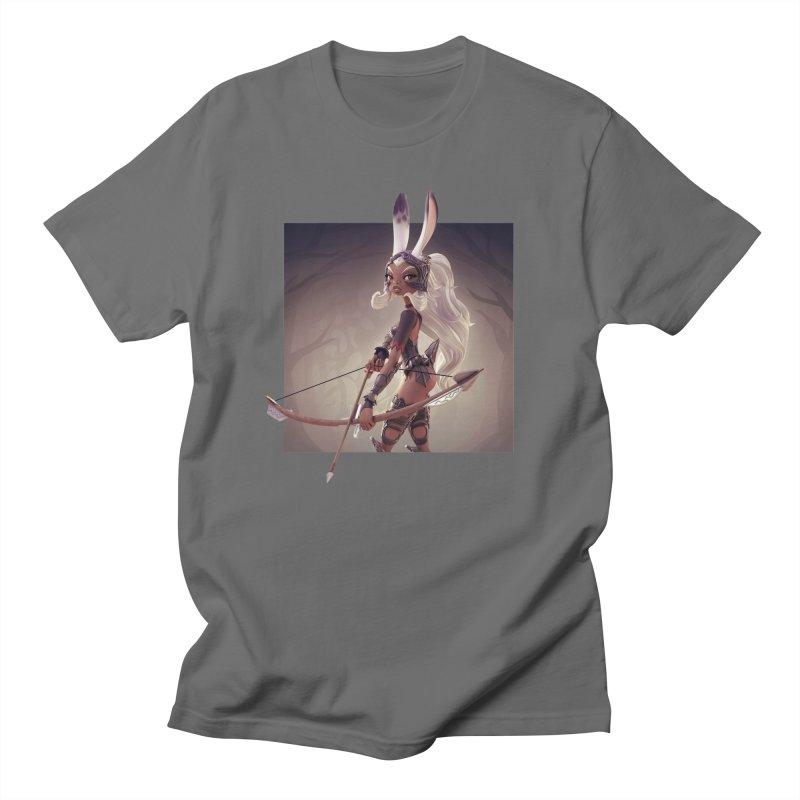 Fran (woods) Men's T-Shirt by Andrew Hickinbottom's Artist Shop