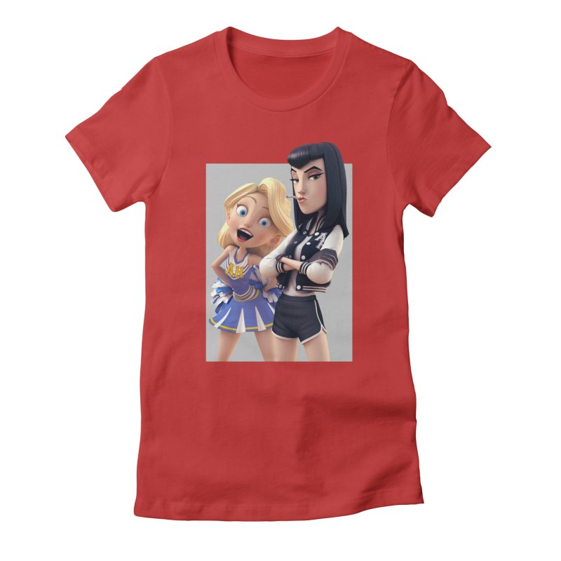 Penny & Candy Women's T-Shirt by Andrew Hickinbottom's Artist Shop
