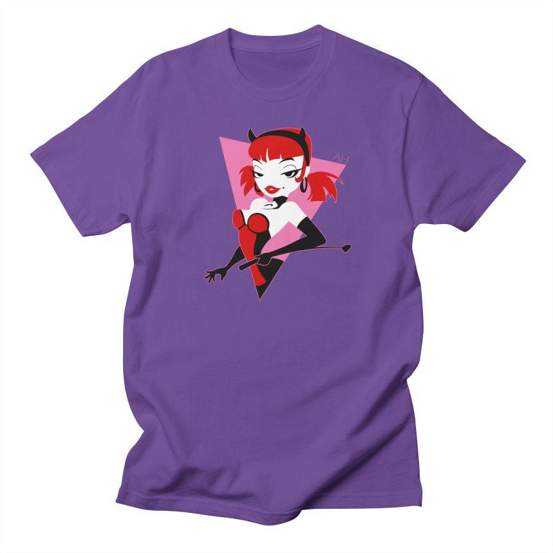 Trixie logo Men's Regular T-Shirt by Andrew Hickinbottom's Artist Shop