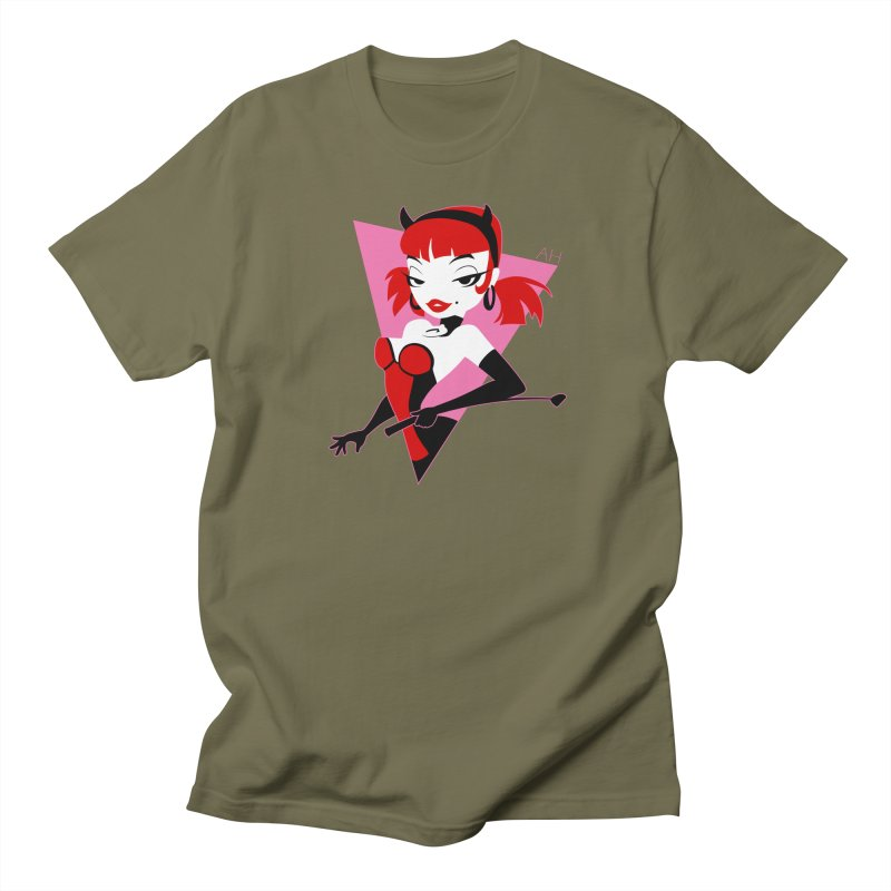 Trixie logo Men's T-Shirt by Andrew Hickinbottom's Artist Shop
