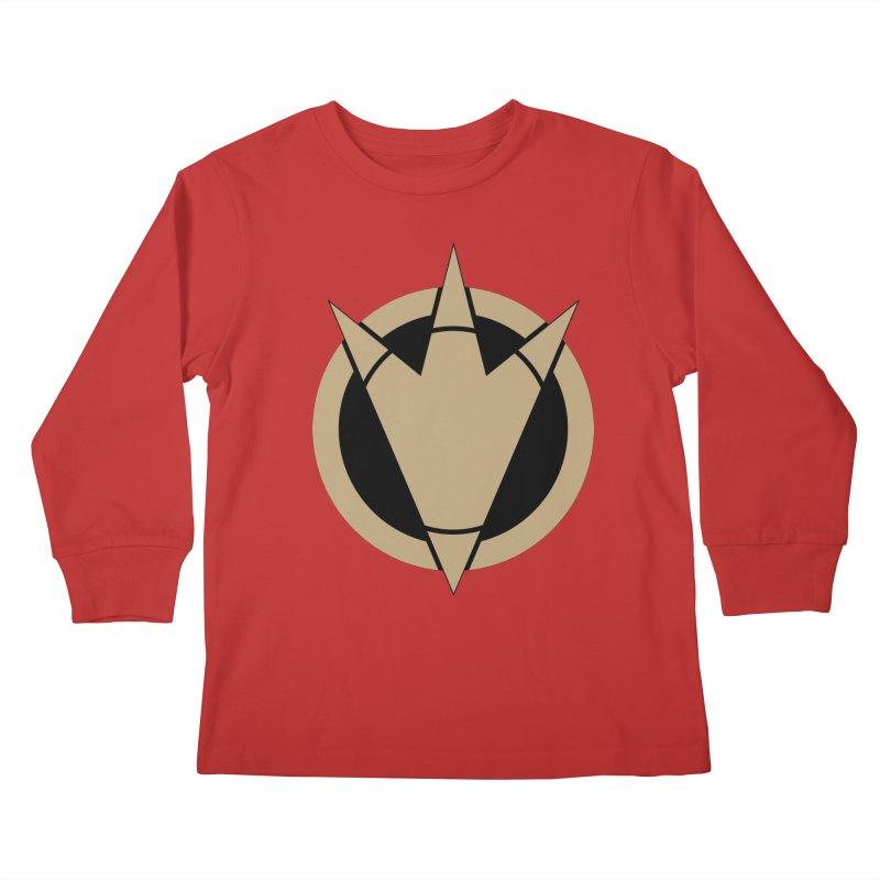 Bakuryuu Change! Kids Longsleeve T-Shirt by andrewkaiser's Artist Shop
