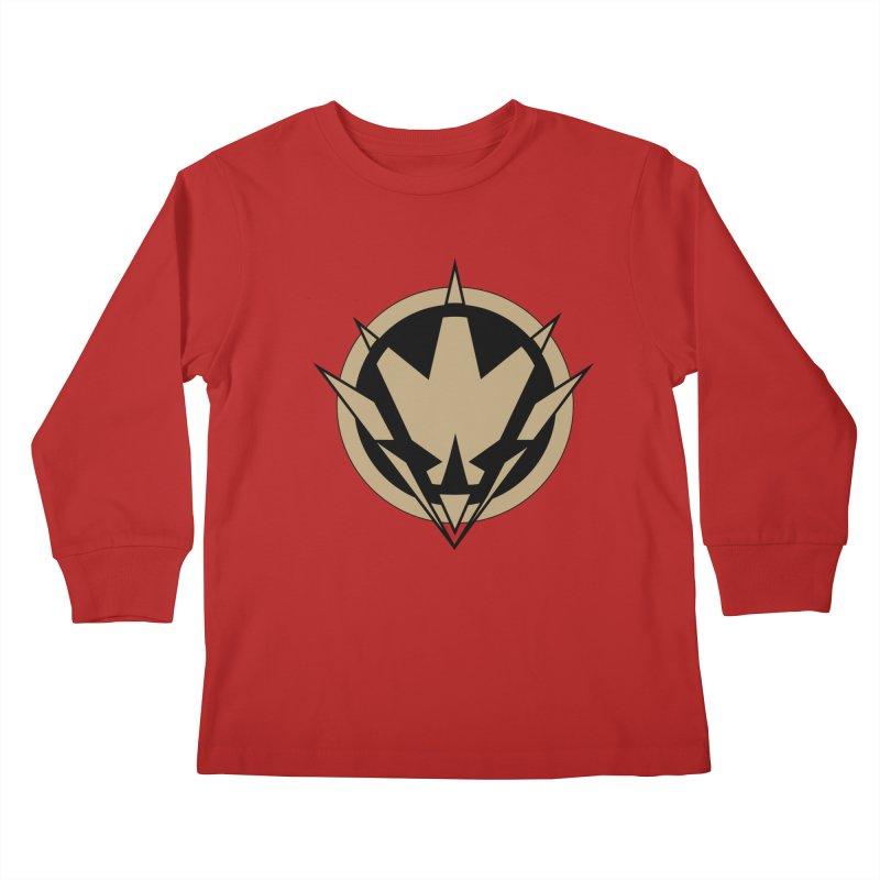 AbareMAX Kids Longsleeve T-Shirt by andrewkaiser's Artist Shop