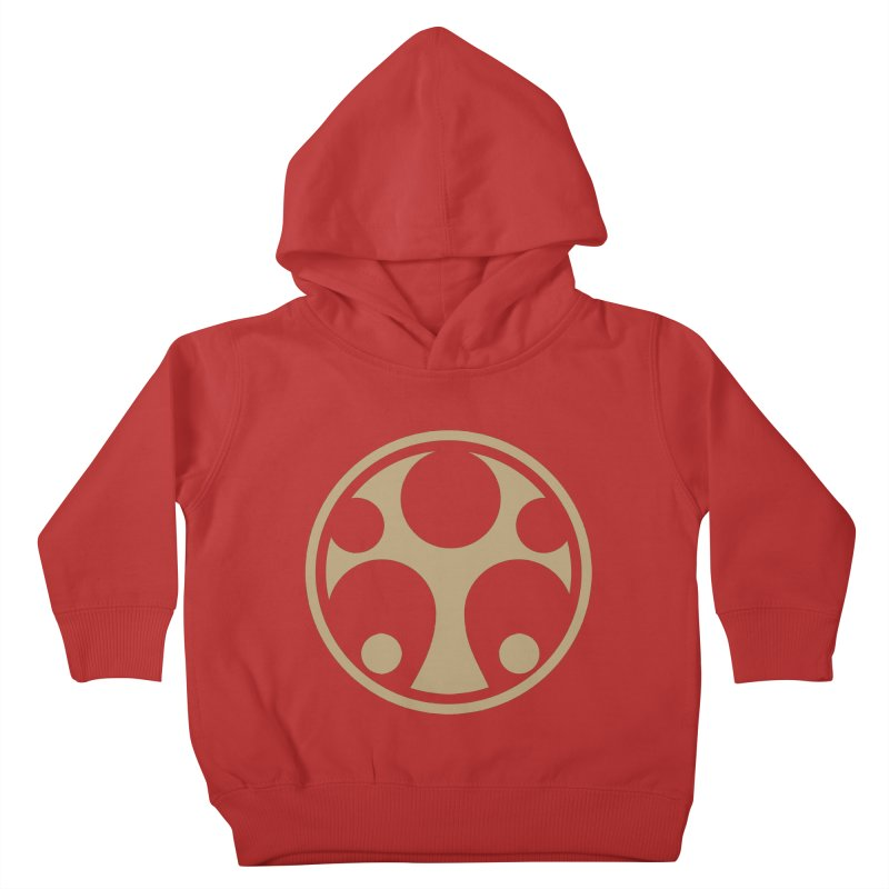 Slashing the shadows! Kids Toddler Pullover Hoody by andrewkaiser's Artist Shop