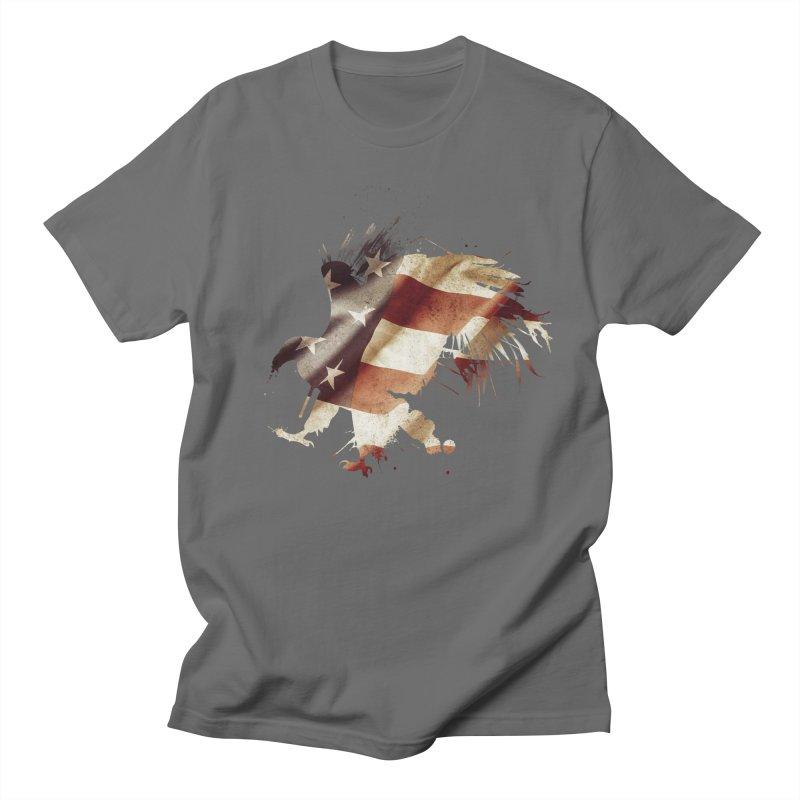 Bald Eagle Men's T-Shirt by andrewkaiser's Artist Shop