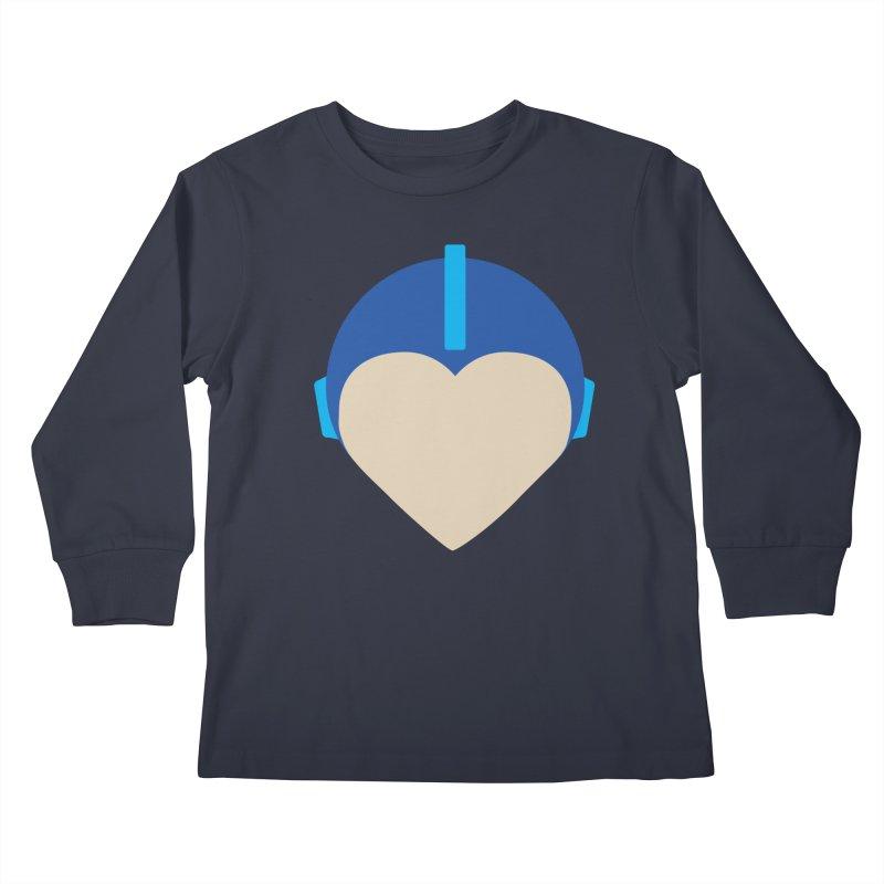 I Heart Megaman   by andrewkaiser's Artist Shop