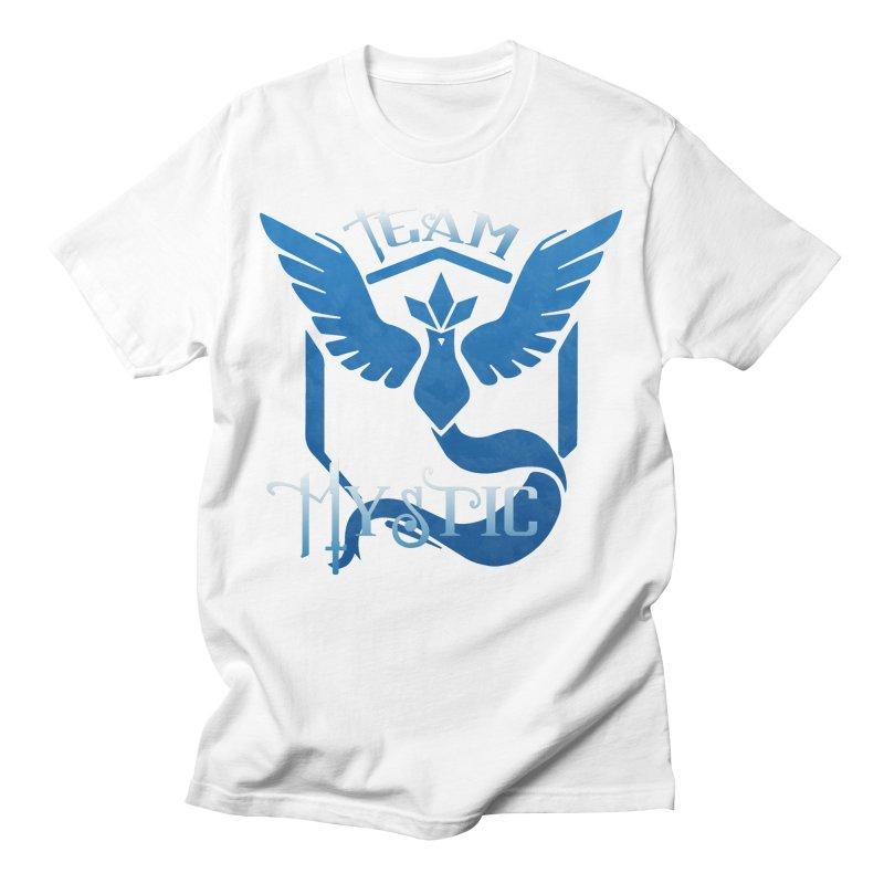 Blanche is waifu Men's T-Shirt by andrewkaiser's Artist Shop