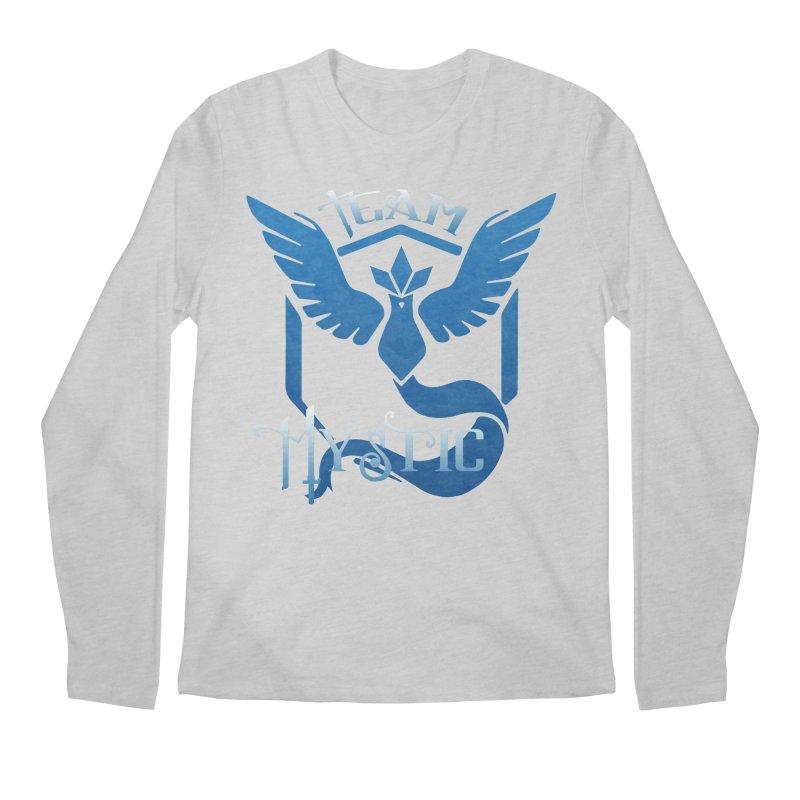 Blanche is waifu Men's Regular Longsleeve T-Shirt by andrewkaiser's Artist Shop