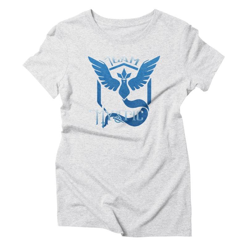 Blanche is waifu Women's Triblend T-Shirt by andrewkaiser's Artist Shop