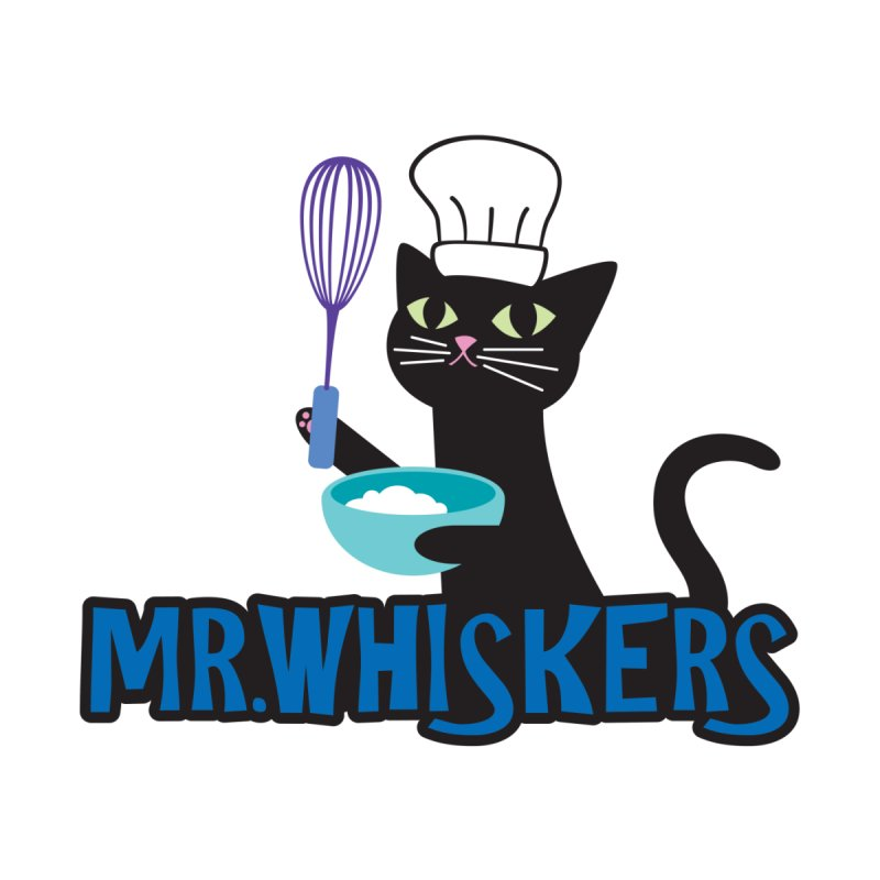 Mr. Whiskers by Andrew Pydynkowski's Artist Shop