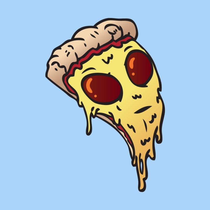 Pizza Alien by Andrew Pydynkowski's Artist Shop