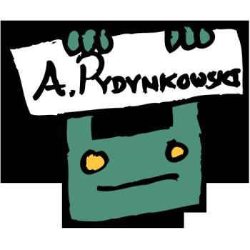 Andrew Pydynkowski's Artist Shop Logo