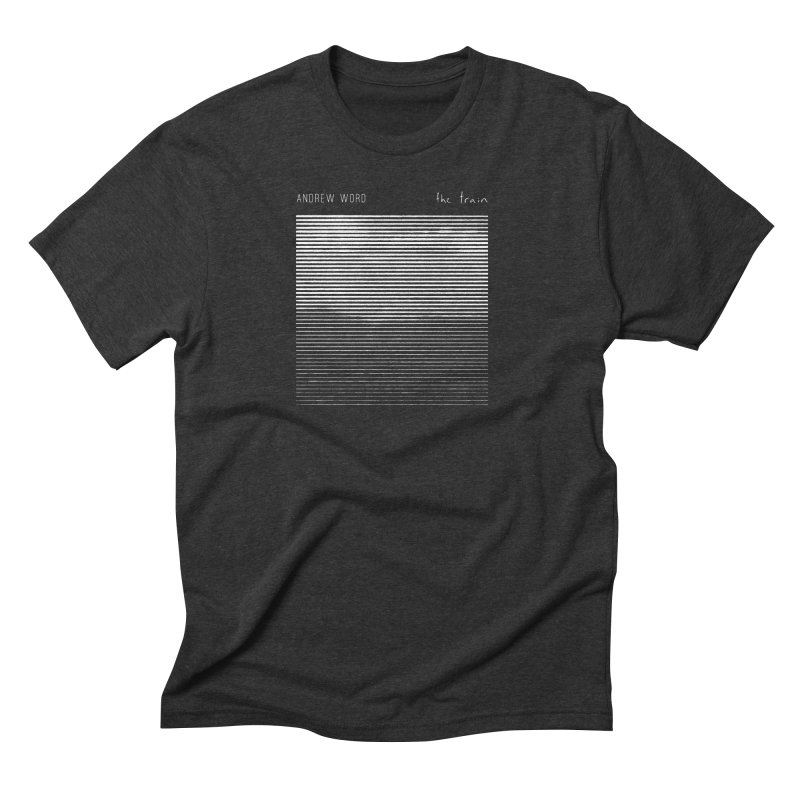 """The Train"" Shirt Men's Triblend T-Shirt by Andrew Word Merch Shop"