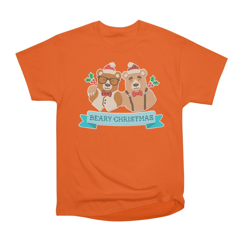 BEARy Christmas Women's T-Shirt by Andy Bauer's Shop