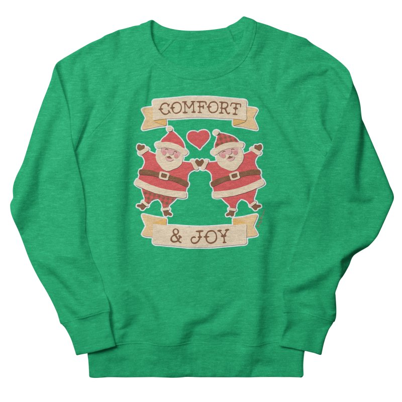Comfort and Joy Women's Sweatshirt by Andy Bauer's Shop