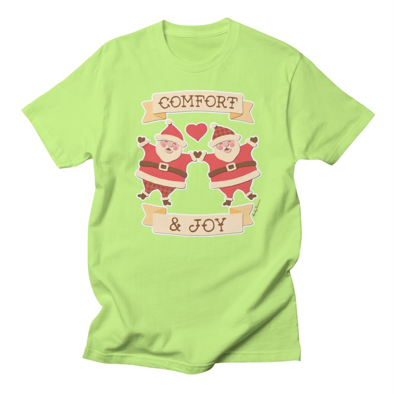 Comfort and Joy Men's T-Shirt by Andy Bauer's Shop
