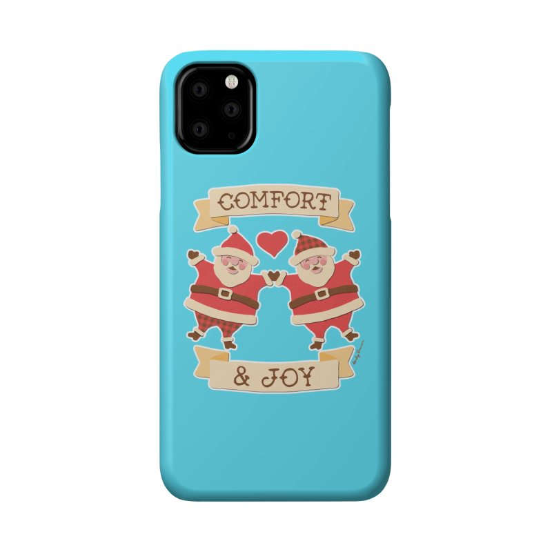 Comfort and Joy Accessories Phone Case by Andy Bauer's Shop