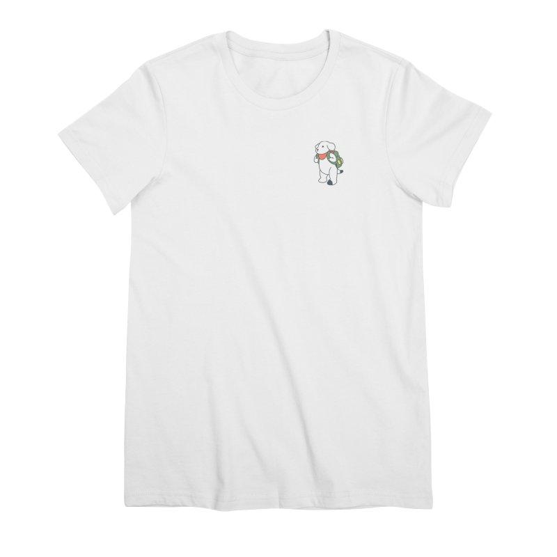 Börk Scout Women's Premium T-Shirt by Andrea Bell