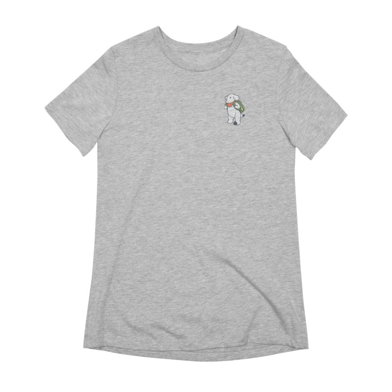Börk Scout Women's Extra Soft T-Shirt by Andrea Bell