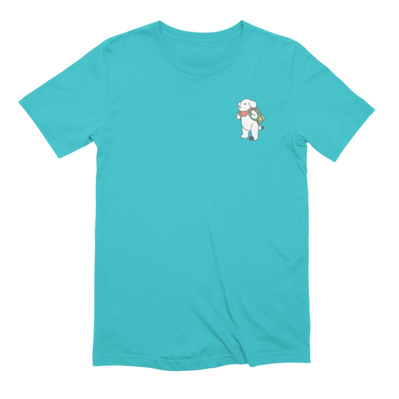 Börk Scout Men's Extra Soft T-Shirt by Andrea Bell