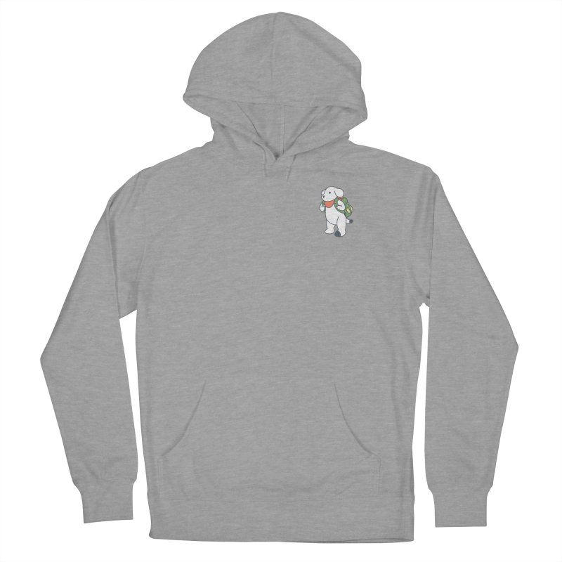 Börk Scout Women's French Terry Pullover Hoody by Andrea Bell