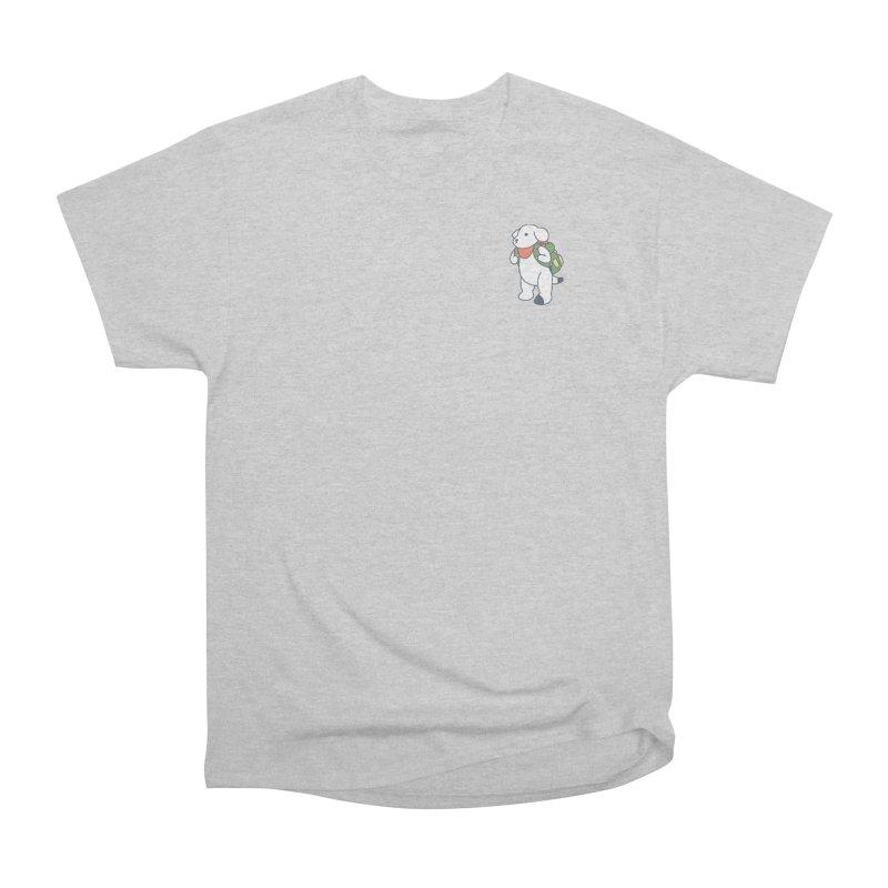 Börk Scout Women's Heavyweight Unisex T-Shirt by Andrea Bell