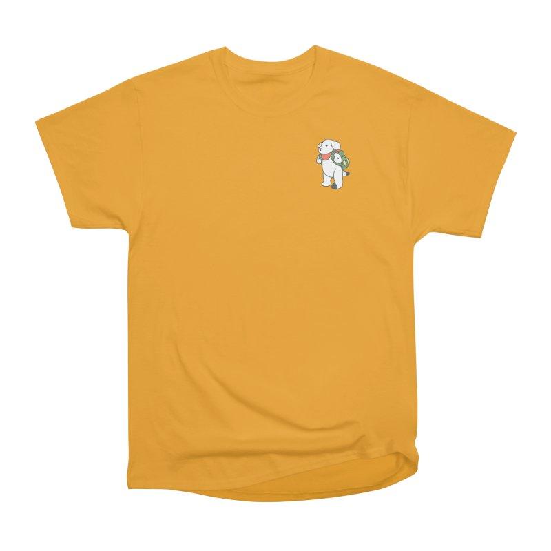 Börk Scout Men's Heavyweight T-Shirt by Andrea Bell