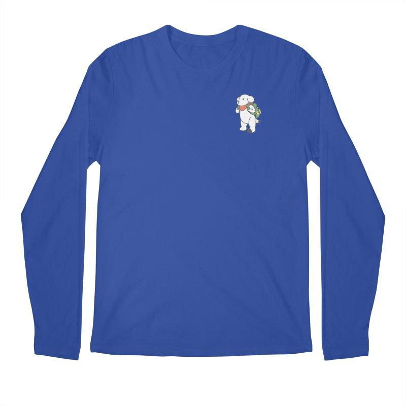 Börk Scout Men's Regular Longsleeve T-Shirt by Andrea Bell