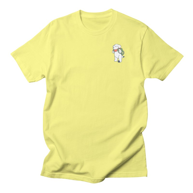Börk Scout Men's T-Shirt by Andrea Bell