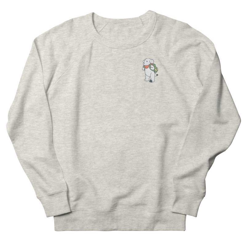 Börk Scout Women's French Terry Sweatshirt by Andrea Bell