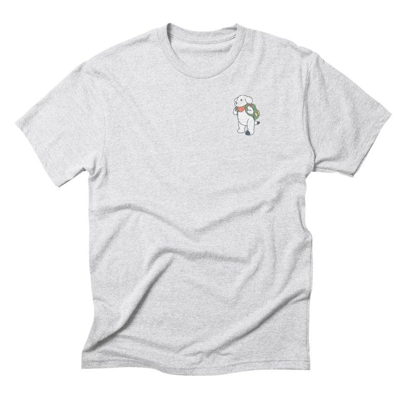 Börk Scout Men's Triblend T-Shirt by Andrea Bell