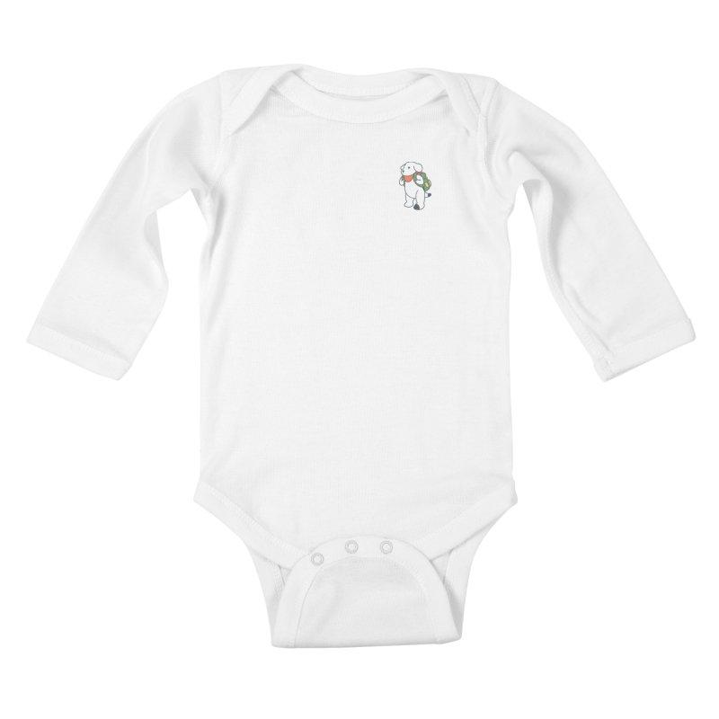 Börk Scout Kids Baby Longsleeve Bodysuit by Andrea Bell