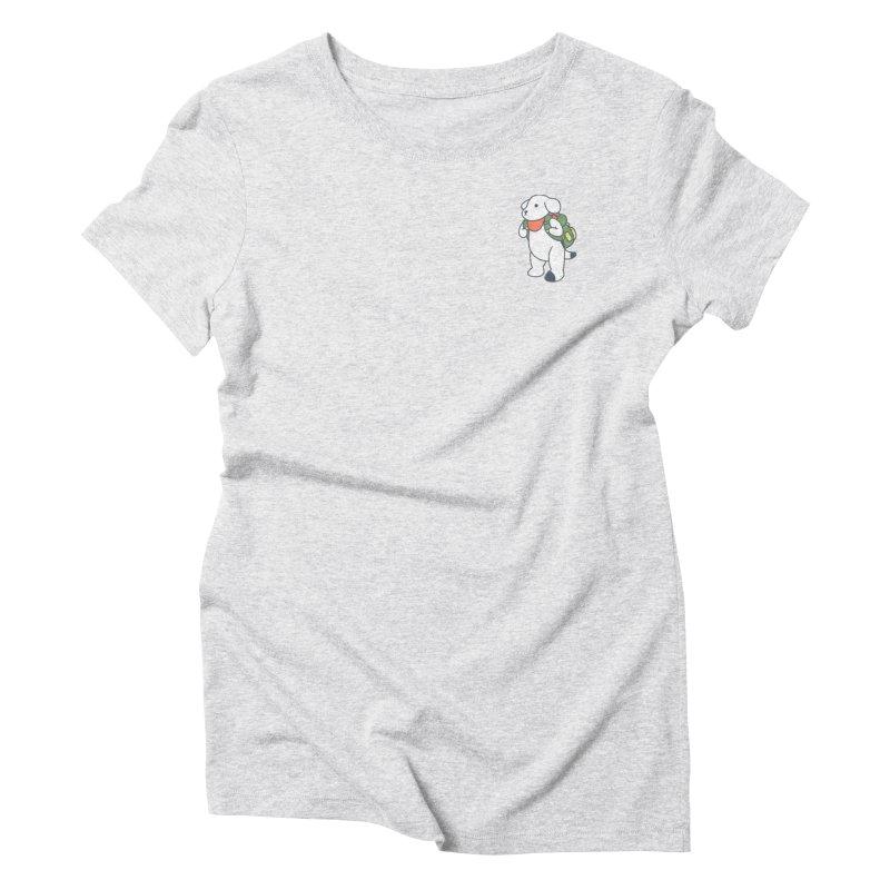 Börk Scout Women's Triblend T-Shirt by Andrea Bell