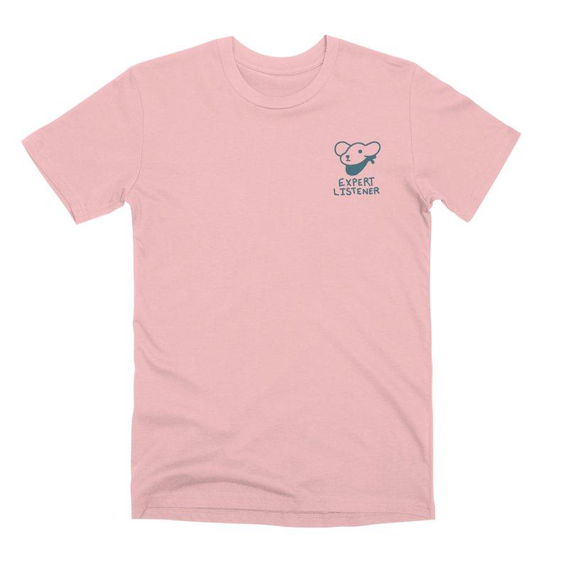 Börk is a Listener Men's Premium T-Shirt by Andrea Bell