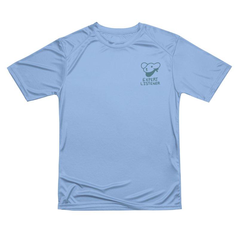 Börk is a Listener Men's Performance T-Shirt by Andrea Bell