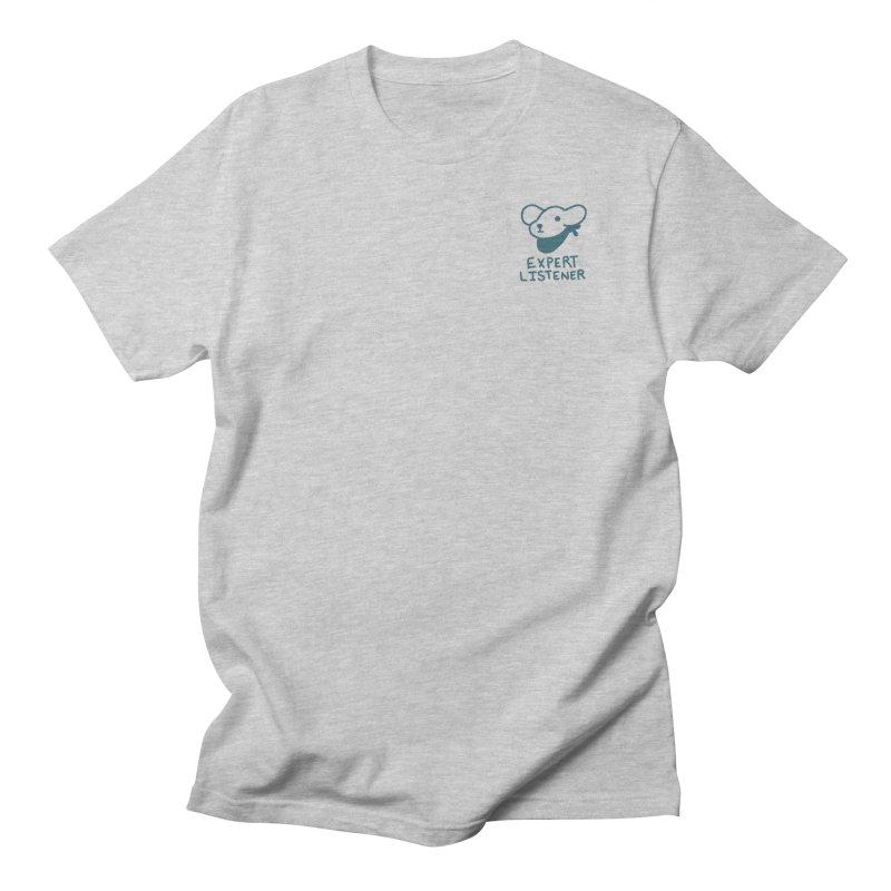 Börk is a Listener Women's Regular Unisex T-Shirt by Andrea Bell