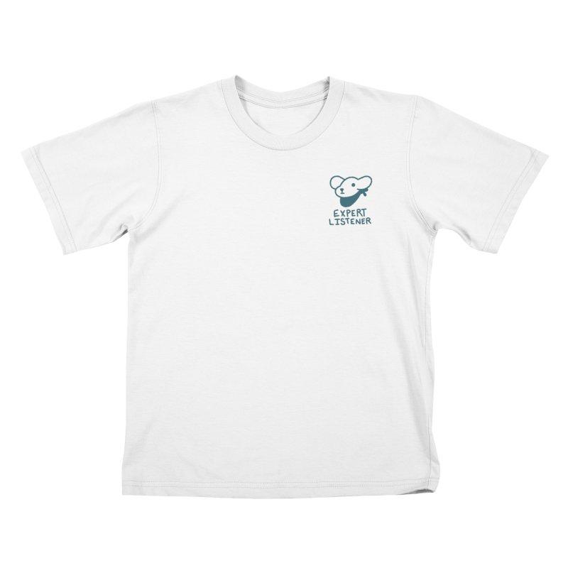 Börk is a Listener Kids T-Shirt by Andrea Bell