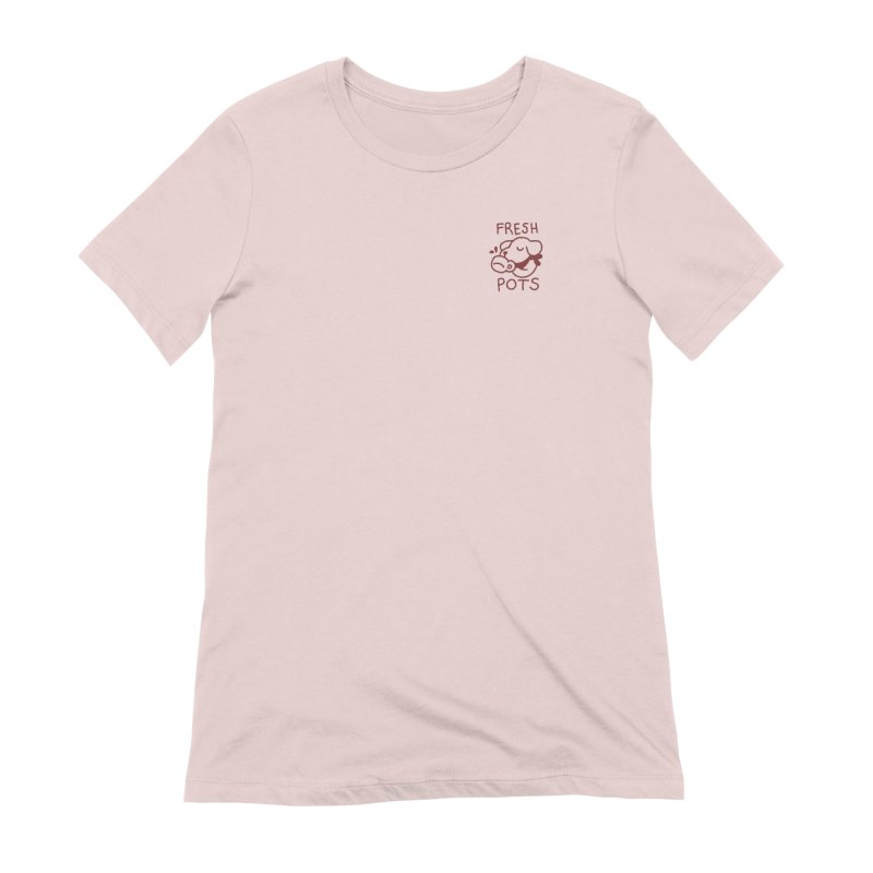 Börk likes Coffee Women's Extra Soft T-Shirt by Andrea Bell