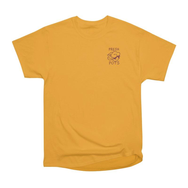 Börk likes Coffee Men's Heavyweight T-Shirt by Andrea Bell
