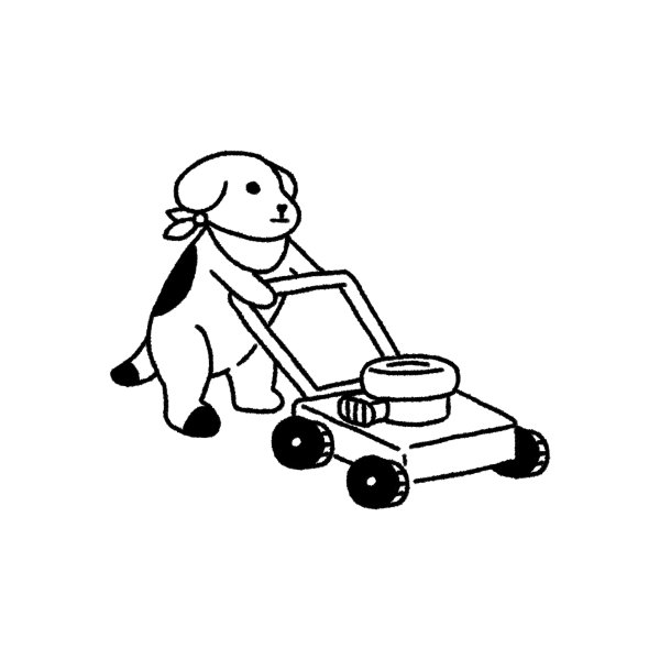 image for Börk can Mow