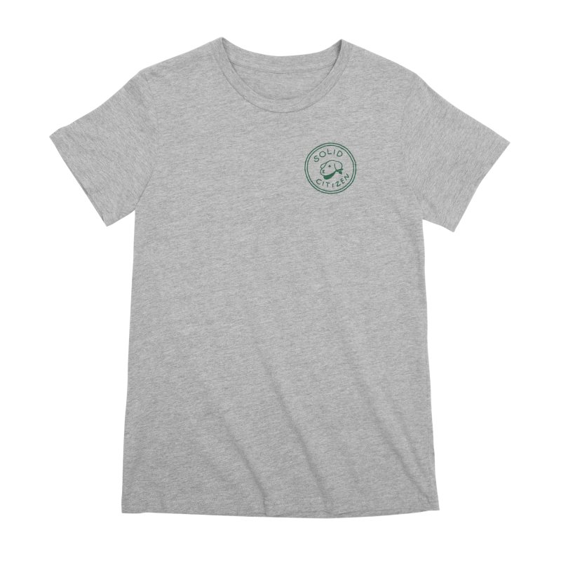 Börk is a Solid Citizen Women's Premium T-Shirt by Andrea Bell